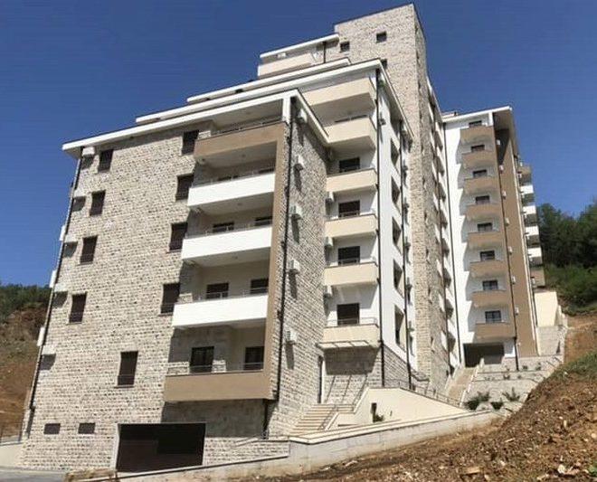 Prednji izgled zgrade