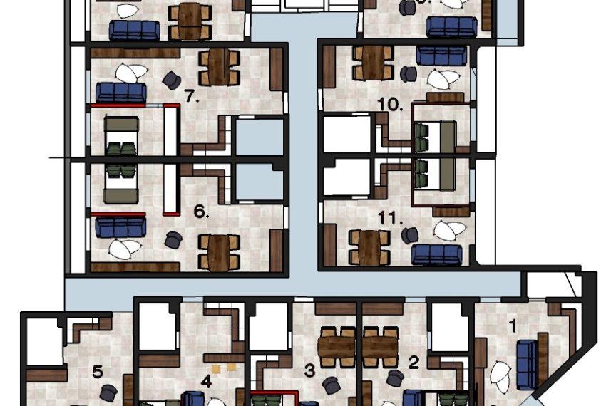 struktura stanova