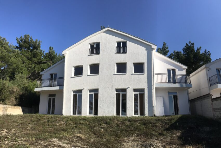 Bijela kuca velika