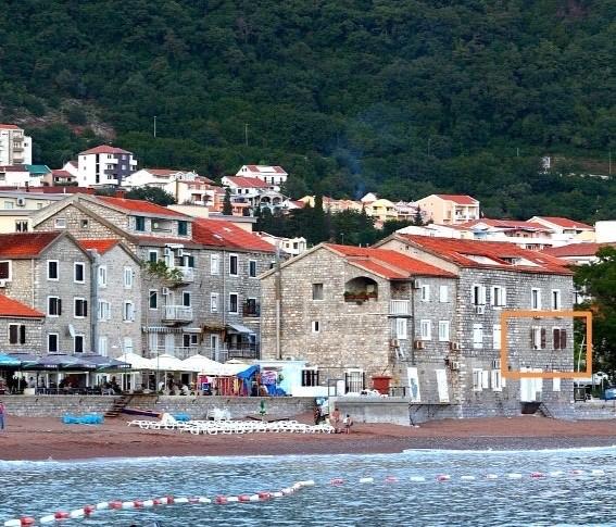 Prodaje se stan u Petrovcu na obali
