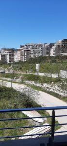 Pogled otvoren na novo naselje